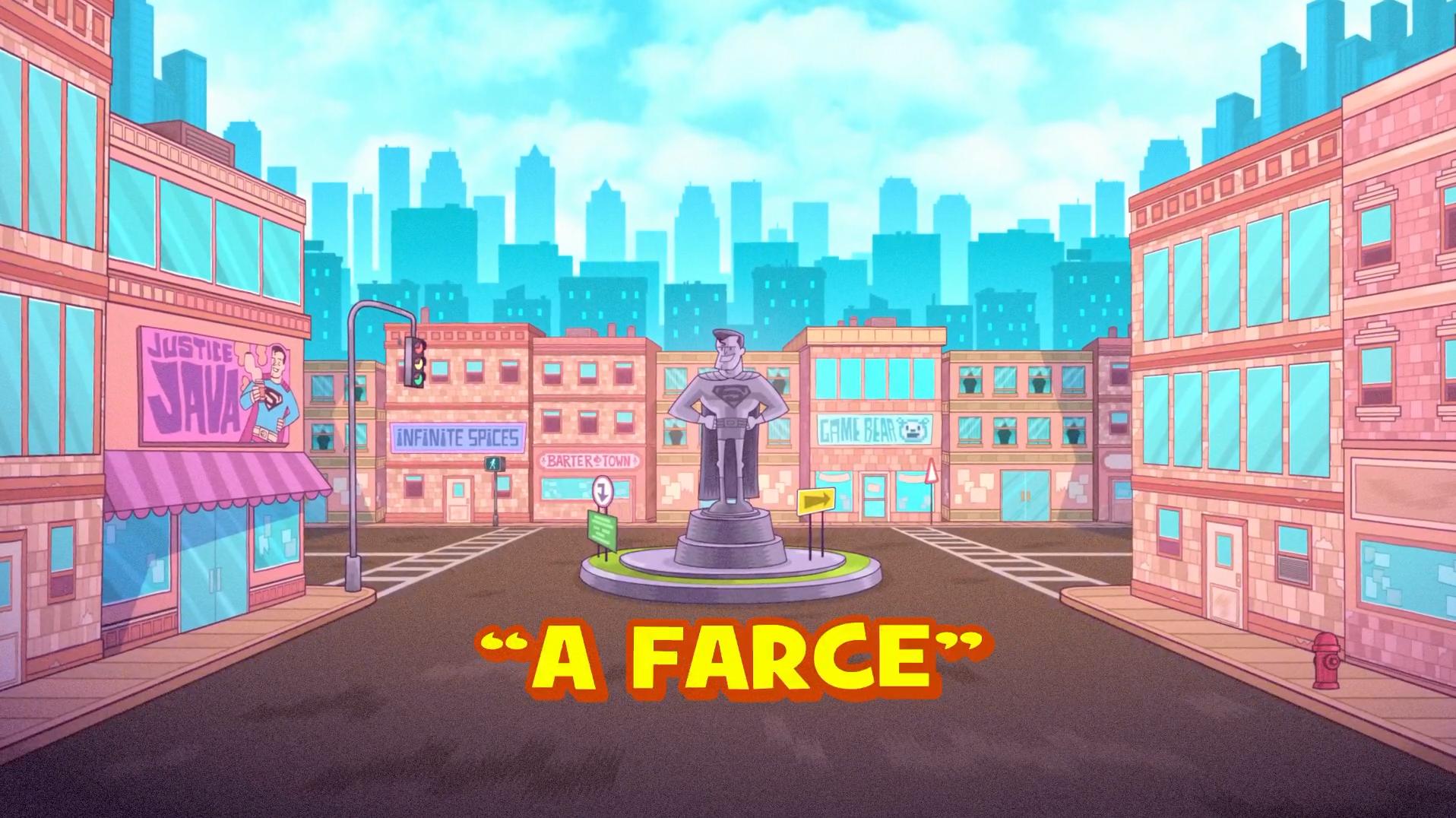 A Farce