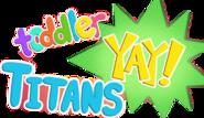 Toddler Titans Yay!