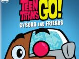 Cyborg and Friends