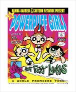 The Powerpuff Girls What A Cartoon