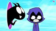 Raven's Little Demon