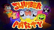 Titans Slumber Party Artwork