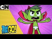 Teen Titans Go! - Burrito Magic - Cartoon Network UK 🇬🇧