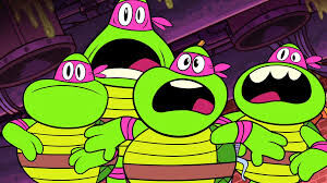 Click here to view more images from Teenage Mutant Ninja Turtles.