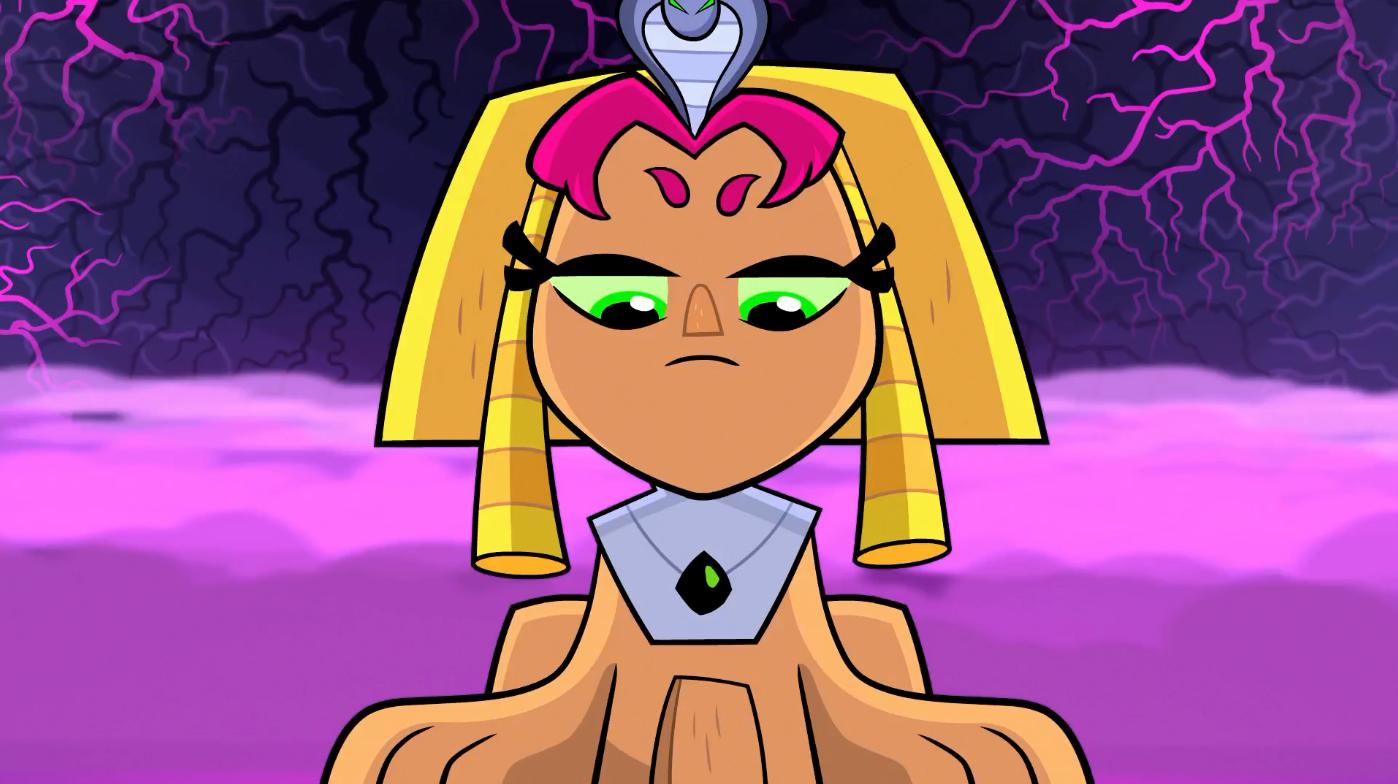 Starfire Raven Zeichentrick Lesbisch All IQ