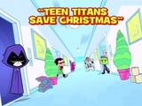 Teen Titans Save Christmas