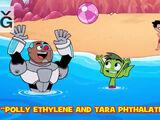 Polly Ethylene and Tara Phthalate