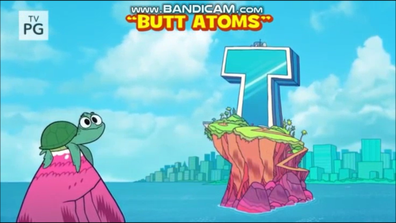 Butt Atoms/Gallery