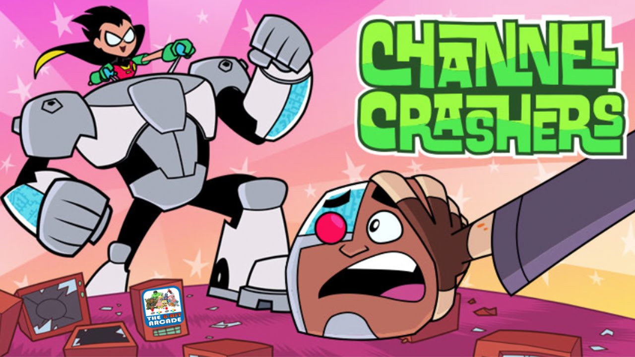 Channel Crashers