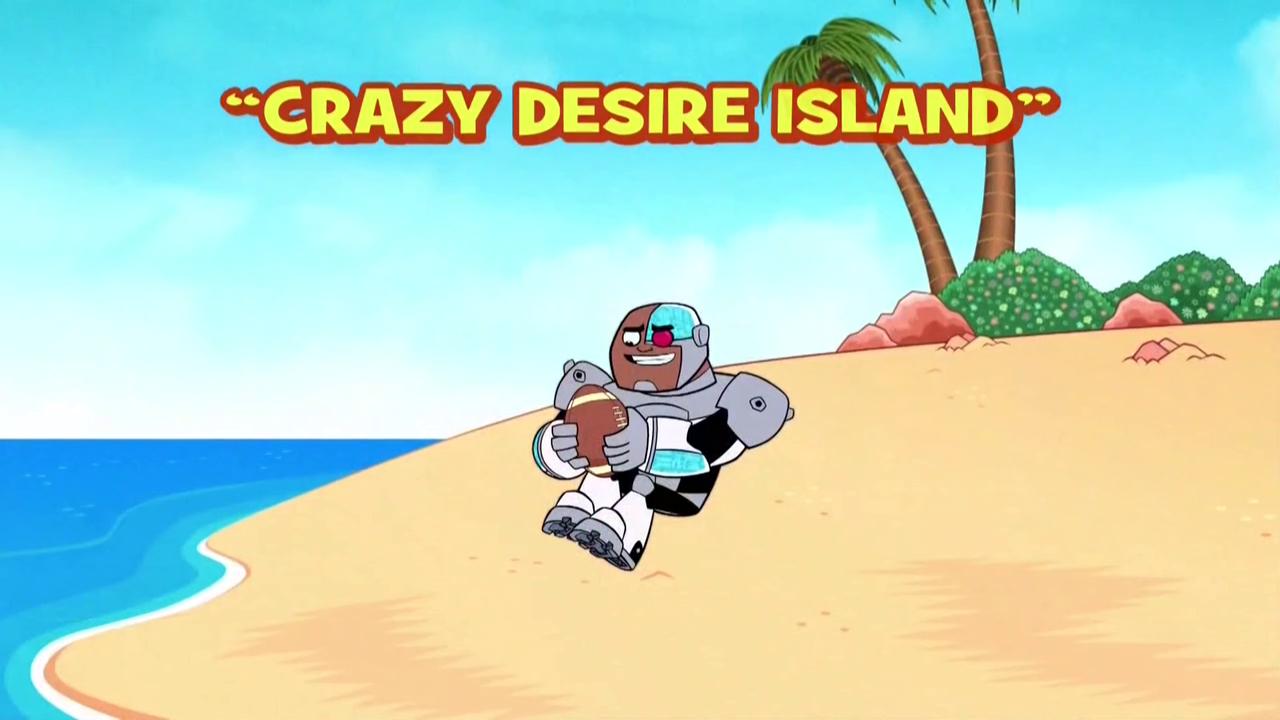 Crazy Desire Island