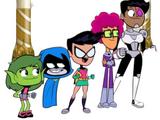 Opposite Gender Titans