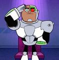 Green Cyborg-0