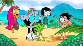 """Teen_Titans_Go!_-_""""Pure_Protein""""_Clip_1"""