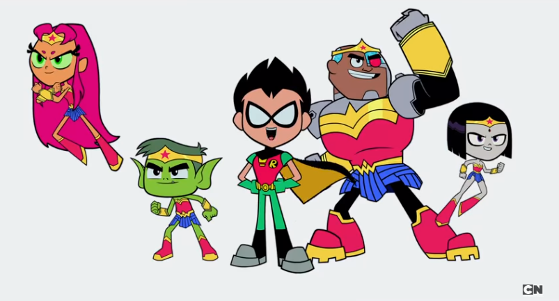 Beast Boy/Gallery/Teen Titans Go! to the Movies