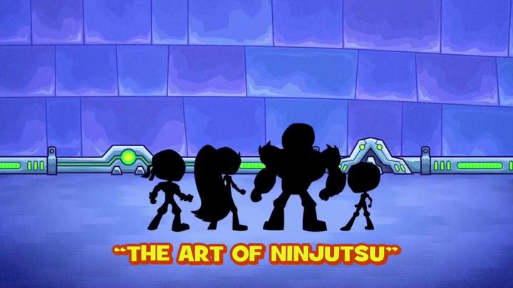 The Art of Ninjutsu