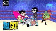 Teen Titans Go! Teen Titans VS Cyborg Cartoon Network