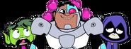 Titanic Heartbreak Cyborg Game Over