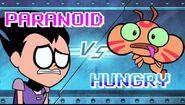 Paranoidvs.hungry