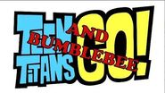 Teen Titans Go! - New Title Sequence (and Bumblebee)