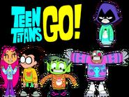Teen Titans Go! Christmas