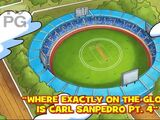 Where Exactly on the Globe is Carl Sanpedro? - Part 4