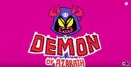 Demon of Azarath Snuggle Time