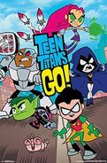 TTG! poster