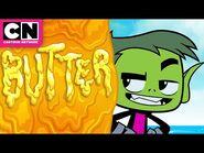 The Earth is a Pancake - Teen Titans GO! - Cartoon Network