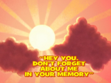 Hey You, Don't Forget About Me in Your Memory