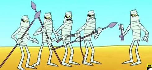 Mummy Henchmen