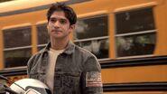 3x01 Scott 02 at school on bike