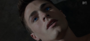 2x12 Jackson's blue eyes