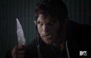 2x04 Scott 02 Werewolf form