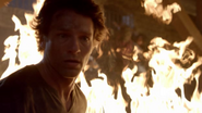 S1 Peter in house fire