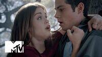 Teen Wolf The Road to Senior Year Lydia & Stiles MTV