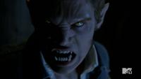 4x04 Liam werewolf form