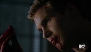 Garrett after a kill (2)