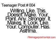 Teenager Post 004