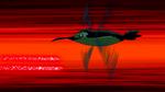 Beast Boy as Hummingbird