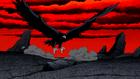 Nega Beast Boy as Falcon