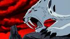 Nega Beast Boy as Smilodon
