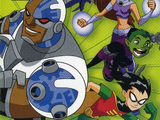 Teen Titans - The Complete Fifth Season (DVD)