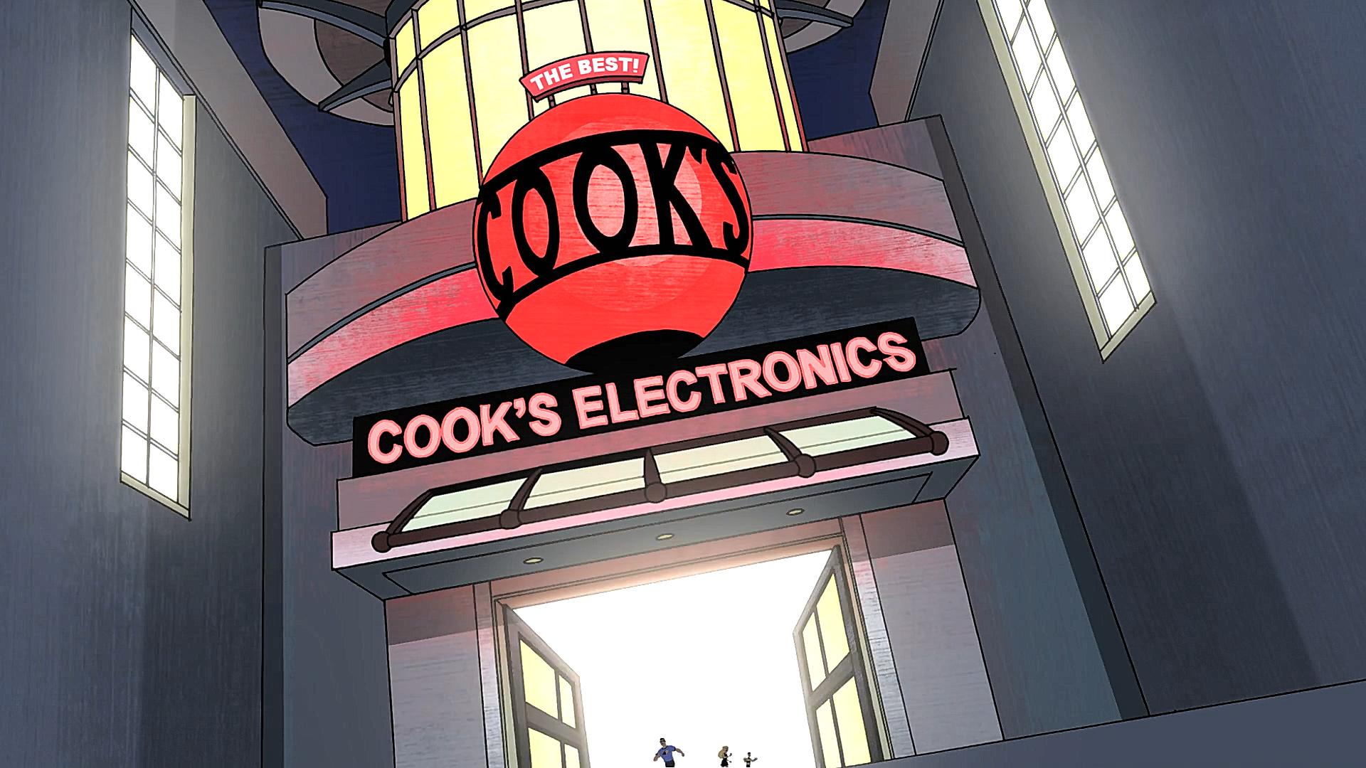 Cook's Electronics