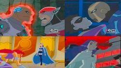 Teen Titans defeat their villains
