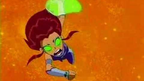 Teen Titans Larry Intro