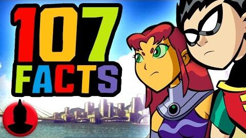 107 Teen Titans Facts YOU Should Know! - Cartoon Hangover