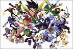 TeenTitans animated card2005