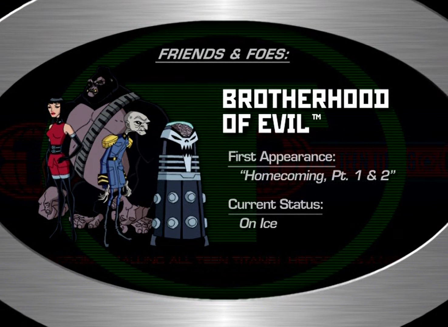 Brotherhood of Evil