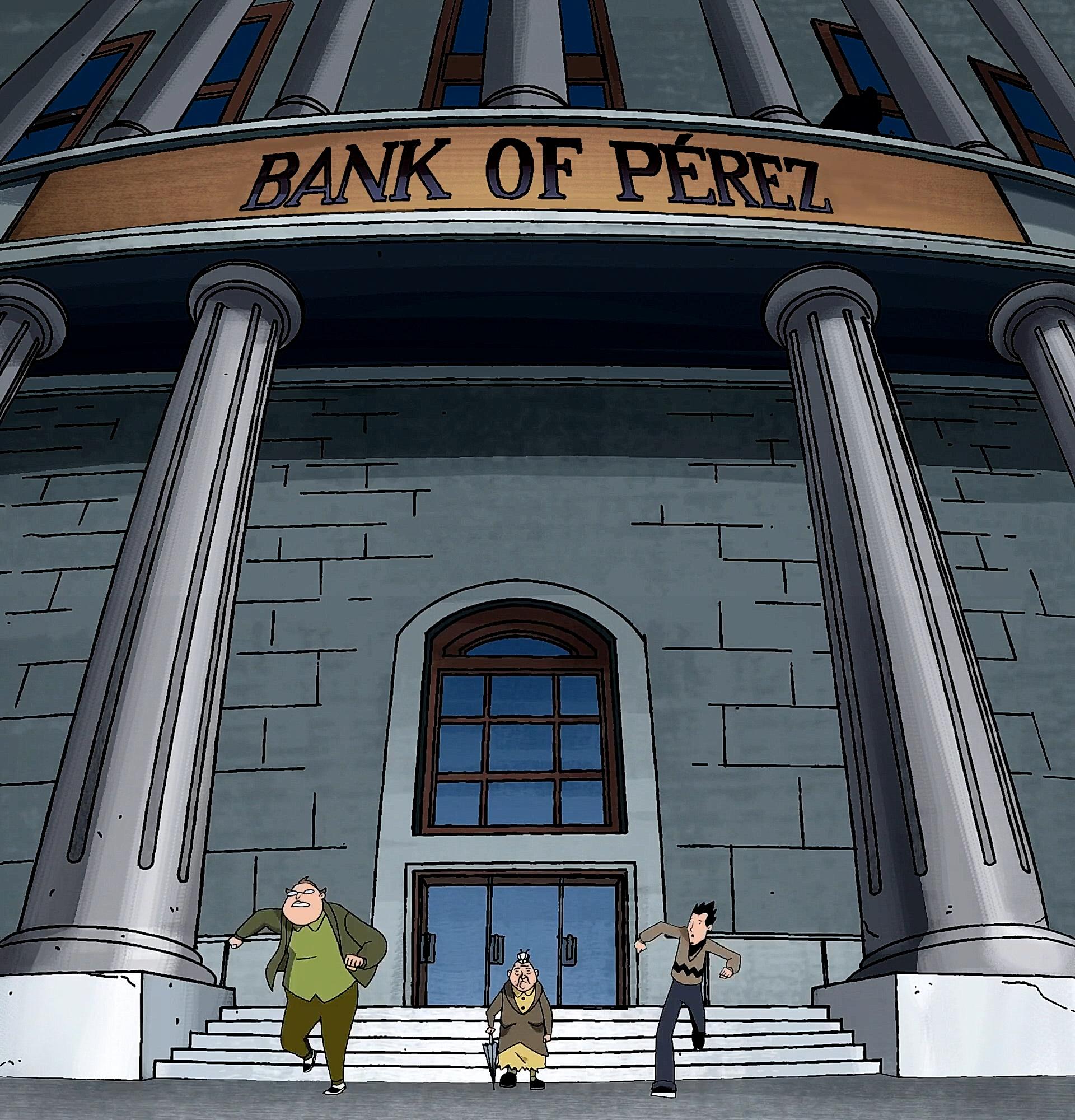 Bank of Pérez