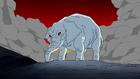 Nega Beast Boy as Elephant
